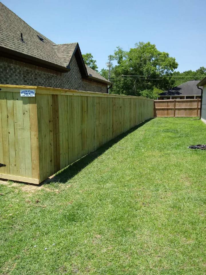 Residential Fence Contractors In Biloxi
