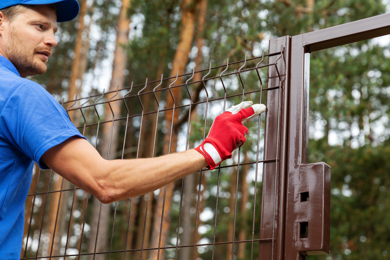 Local Fence Installers In Gulfport MS